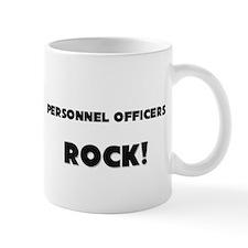 Personnel Officers ROCK Mug