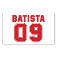 BATISTA 09 Rectangle Decal