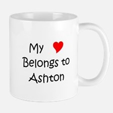Cute Ashton Mug