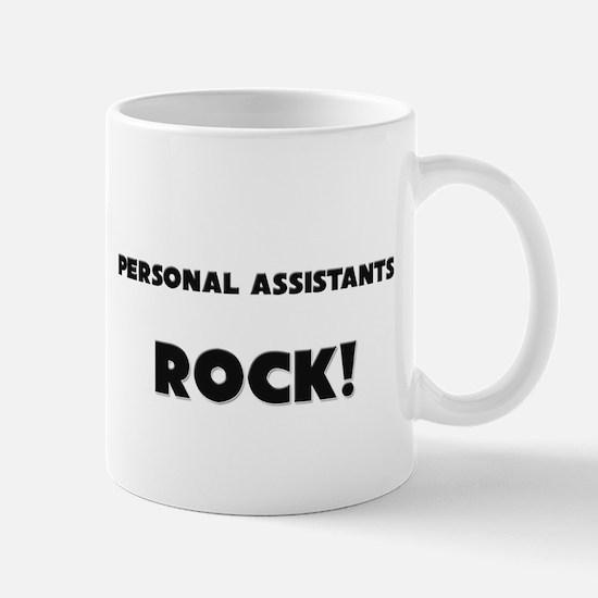 Personal Assistants ROCK Mug