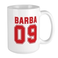 BARBA 09 Ceramic Mugs