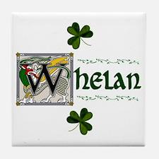 Whelan Celtic Dragon Ceramic Tile