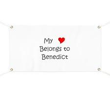 Benedict Banner