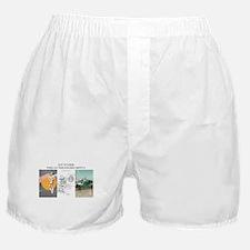 Gunslinger Betty: Gunner Boxer Shorts