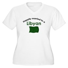 Happily Married Libyan T-Shirt