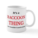Raccoons Standard Mugs (11 Oz)