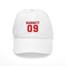 BARRETT 09 Baseball Cap