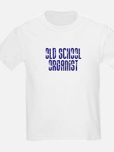 Old School Organist T-Shirt