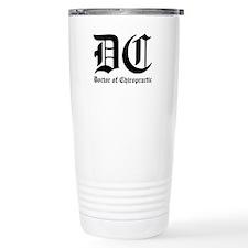 Doctor of Chiro Travel Mug