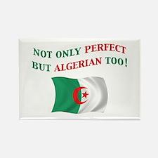Perfect Algerian 2 Rectangle Magnet