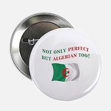 """Perfect Algerian 2 2.25"""" Button"""