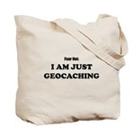 Podcacher Tote Bag