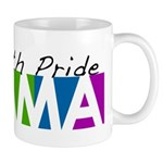 Vote with Pride - OBAMA Mug