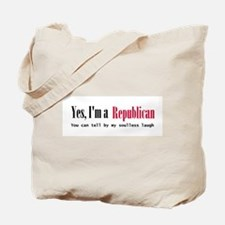 Yes Republican Tote Bag