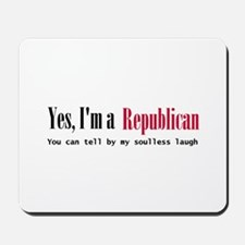 Yes Republican Mousepad