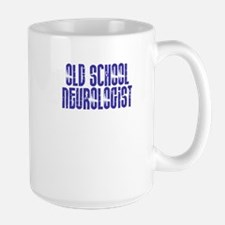 Old School Neurologist Large Mug