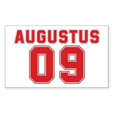 AUGUSTUS 09 Rectangle Decal