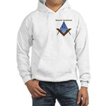 Masonic Sportsman - Fisherman - Hooded Sweatshirt