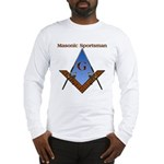 Masonic Sportsman - Fisherman - Long Sleeve T-Shi