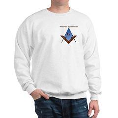 Masonic Sportsman - Fisherman - Sweatshirt