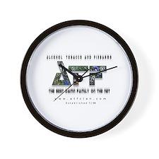 Unique Atf Wall Clock