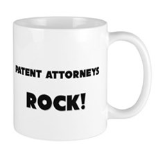 Patent Attorneys ROCK Mug
