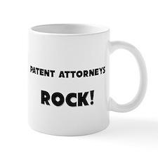 Patent Attorneys ROCK Small Mug