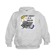 MY DADDY IS A SAILOR Hoodie