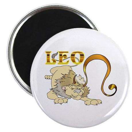 "LEO 2.25"" Magnet (10 pack)"