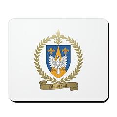 MORNEAULT Family Crest Mousepad
