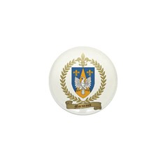 MORNEAULT Family Crest Mini Button (10 pack)