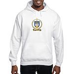 MORNEAULT Family Crest Hooded Sweatshirt