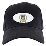 MORNEAULT Family Crest Black Cap