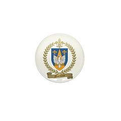 MORNEAU Family Crest Mini Button