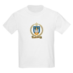 MORNEAU Family Crest T-Shirt