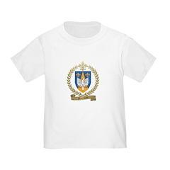 MORNEAU Family Crest T