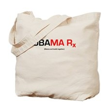 Funny Obama marx Tote Bag