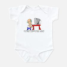 Future Computer Nerd Infant Bodysuit