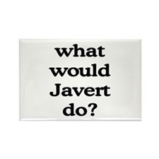 Javert Rectangle Magnet