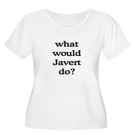 Javert Women's Plus Size Scoop Neck T-Shirt