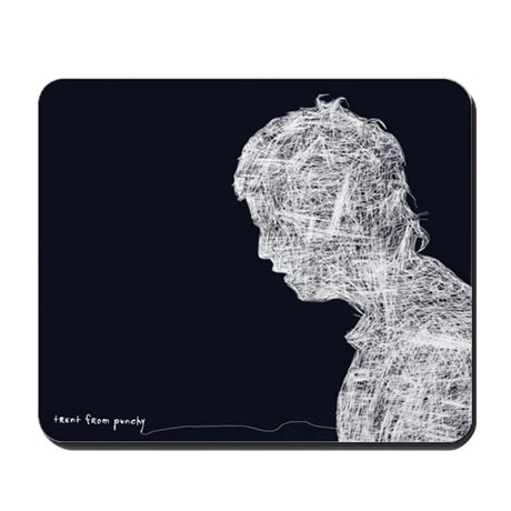 Trent Sketch Mousepad
