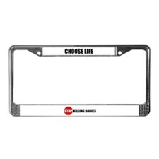 Cute Senators License Plate Frame