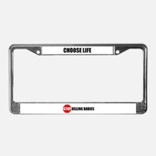 Unique Election barack obama 2008 License Plate Frame