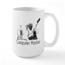 Computer Hacker Mug
