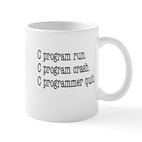 Computer Programmer Mug