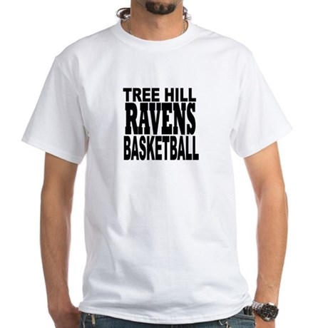 One Tree Hill Peyton's Angel White T-Shirt
