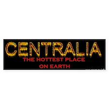 Centralia Pa Bumper Car Sticker
