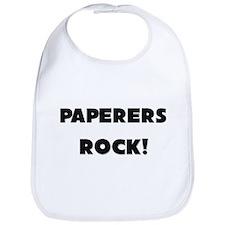 Paperers ROCK Bib