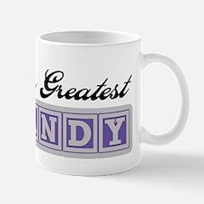 World's Greatest Grandy Mug