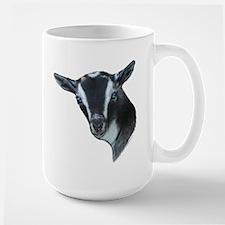 NIgerian Dwarf Goat Portrait Mug